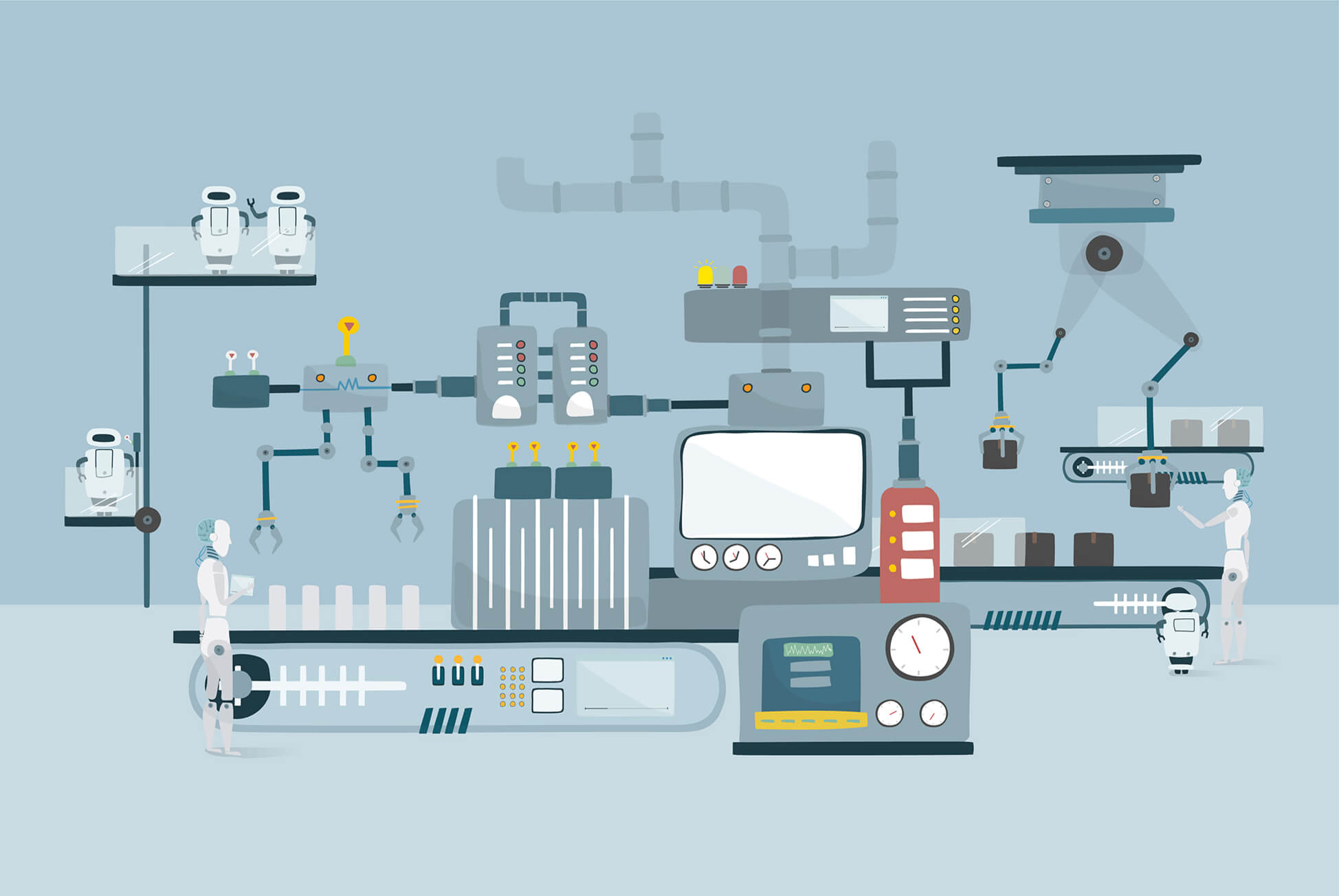 Robotic Process Automation Banner